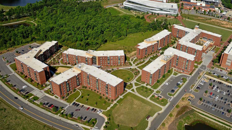 Wolf Ridge Apartments Nc State