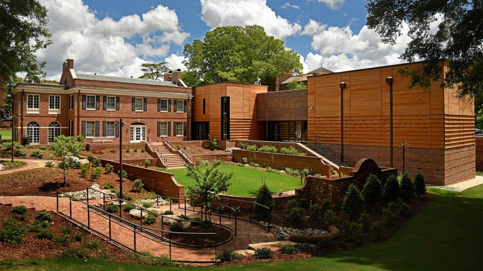 Gregg Museum Addition Earns Leed Gold Certification For Sustainability