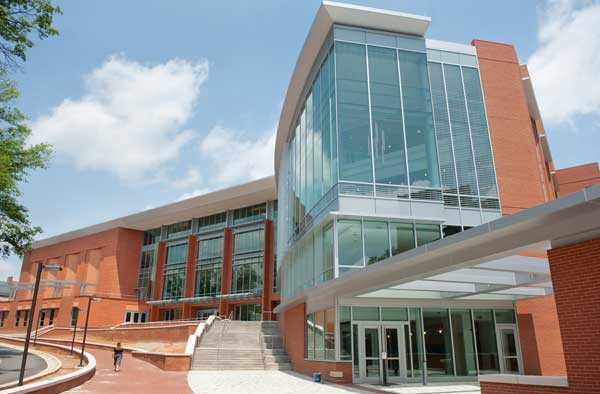 Talley Student Union seeks national sustainability certification