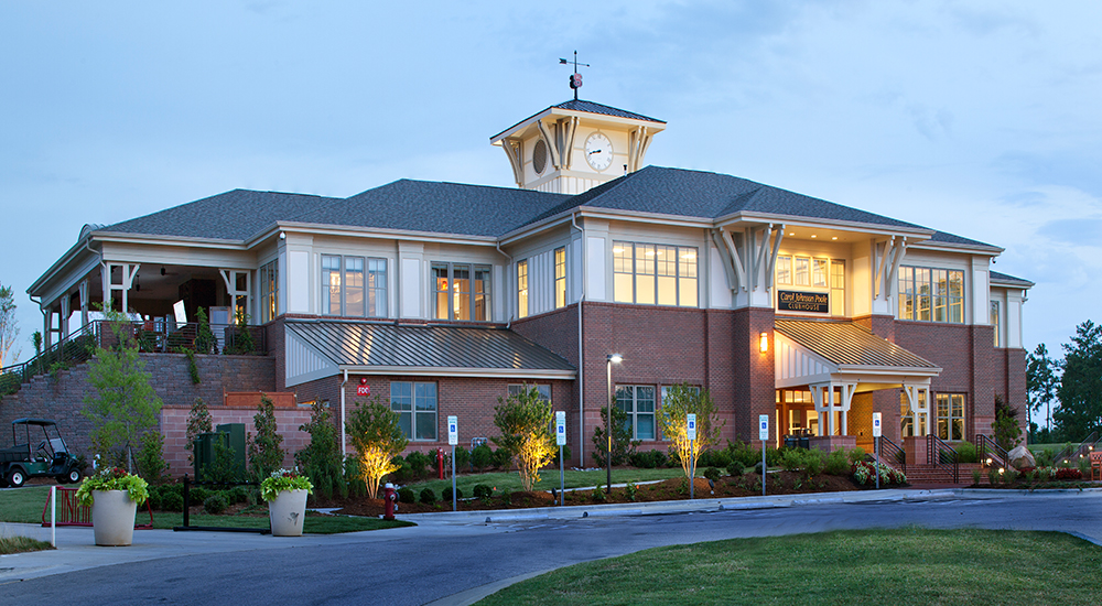 NC State Golf Course Clubhouse Earns LEED Silver for Sustainability