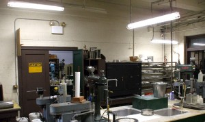 Lighting upgrade cuts energy costs at NC State lab