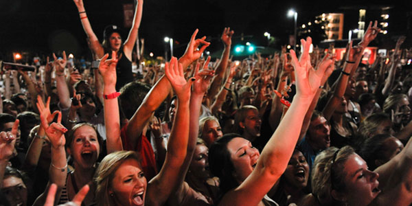 Packapalooza planned with sustainability in mind