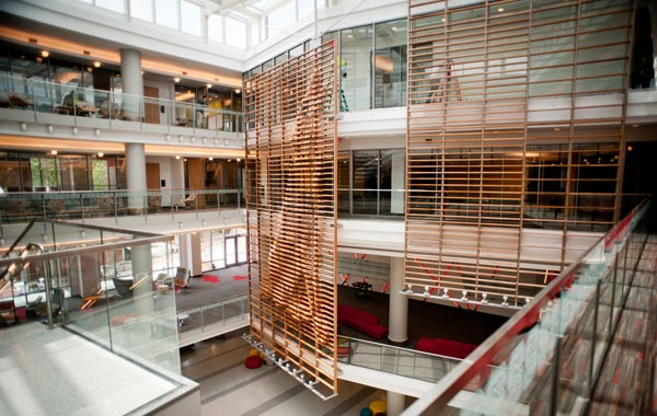 Talley Student Union Scores LEED Silver Certification