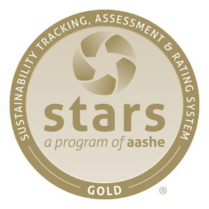 With a Gold rating, NC State ranks in the top third of the more than 250 institutions with a current STARS rating for sustainability.