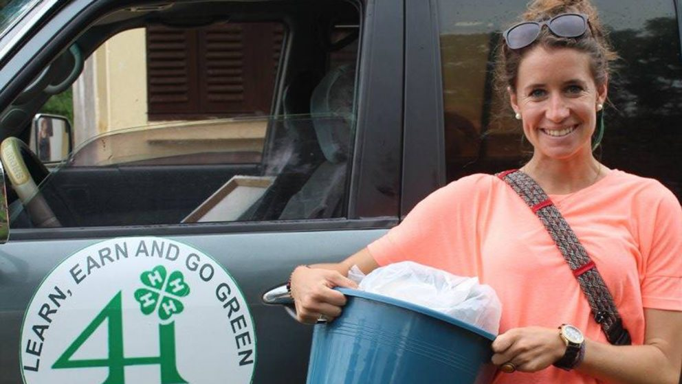 NC State Graduate Cultivates Ag Education in Ghana