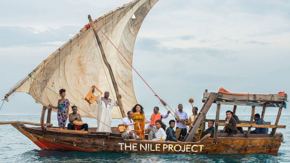 Nile Project At NC State Brings Healing Waters
