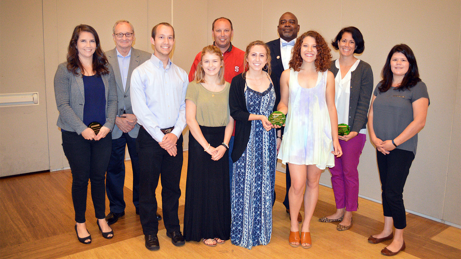 Green Brick Awards Honor Sustainability Achievements