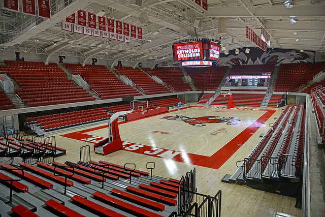Reynolds Coliseum Achieves LEED Silver For Sustainability