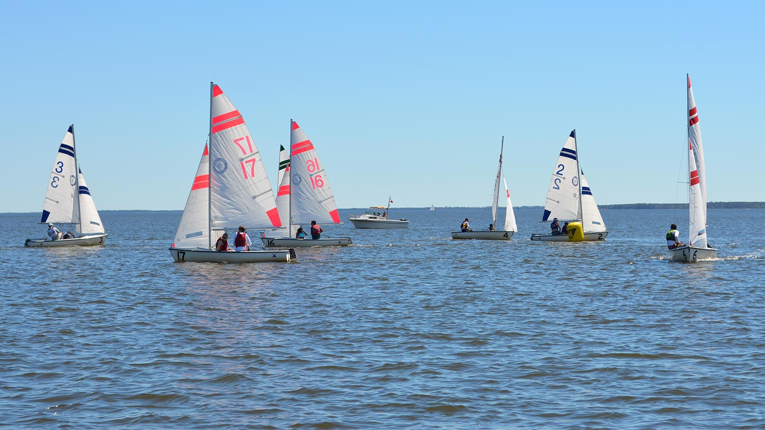 Sailing Club Anchored In Its Sustainability Commitment
