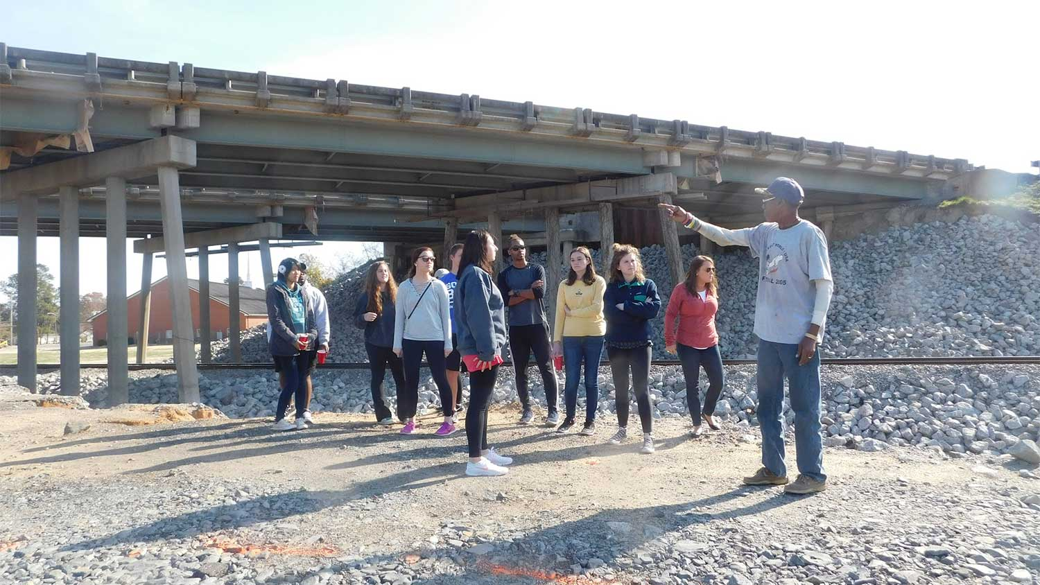 Students Explore Environmental Justice