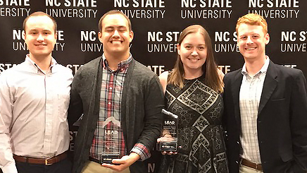 Sustainability Earns Campus, Community Awards