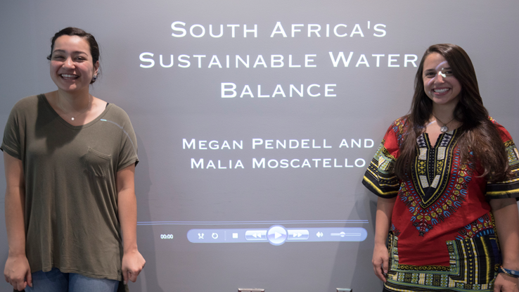 Student Multimedia Research Contest Winners Visualize Sustainability