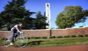NC State Rises In Bicycle Friendly Ranking