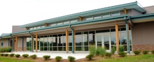 Eastern 4H Environmental Education and Conference Center is certified LEED Gold.