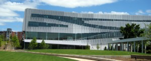 James B. Hunt Jr. Library is certified LEED Silver.
