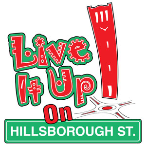 Live It Up on Hillsborough Street Photo