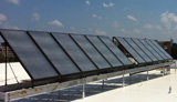 Hunt Library Solar Thermal