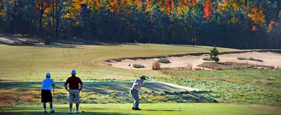 Audubon Certified Lonnie Poole Golf Course